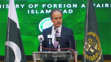 Photo of Pakistan has voiced serious concerns over India's jingoistic pursuit of lethal weapons