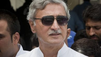 Photo of Exclusive: Jahangir Tareen denies overtures to PMLN/PPP in London